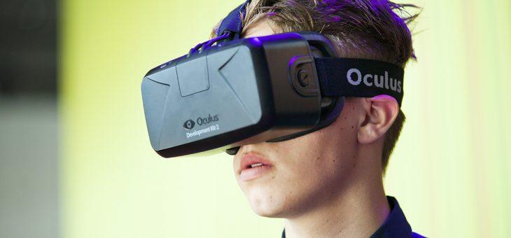 Voorjaarsbijeenkomst 2019 met  VR-bril!